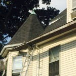 Rubber Roof Installation in Malden MA
