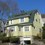 roofing installation in Melrose, MA