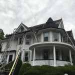 roofing project in stoneham, ma