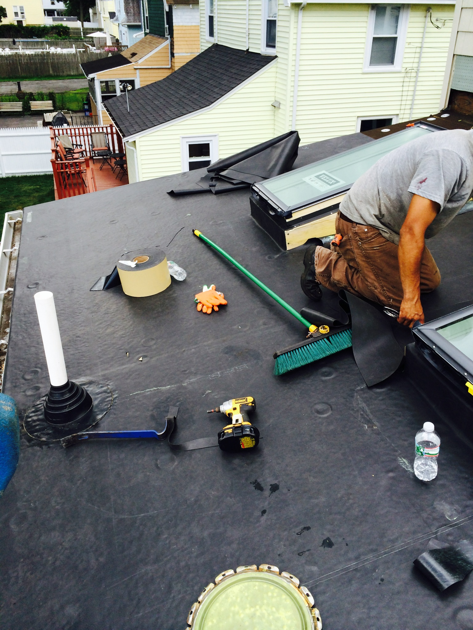 Flat Roof Installation U0026 Maintenance